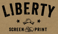 Liberty Screen Print