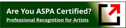 ASPA Certified Graphic Artist