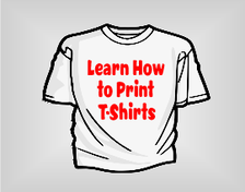 learn how to print tshirts