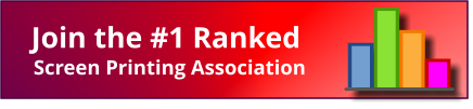 join ASPA - the #1 ranked screen printing association