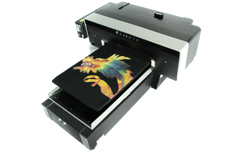 DTG (direct to garment) printing machine